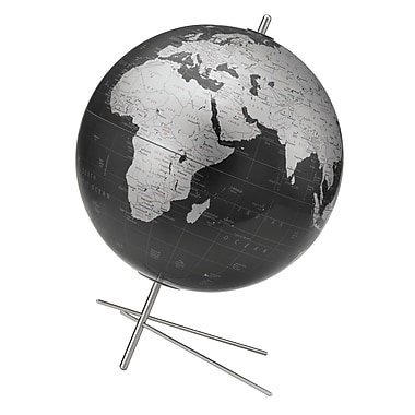 Replogle 12in. Mikado World Globe, Slate Gray