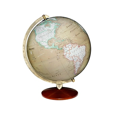 Replogle 12in. Discovery Expedition Everest Globe, Antique Ocean