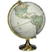 "Replogle 12"" National Geographic Grosvenor Globe, Antique"
