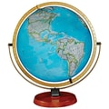 Replogle 16in. National Geographic Byrd Illuminated Globe, Blue Ocean