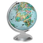 "Replogle Globe 4 Kids 10"" Educational Globe, Speciality, No Wood Finish"