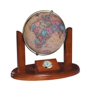 "Replogle 6"" Executive World Globe, Antique Ocean"
