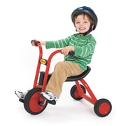 Angeles® SportRider™ Mini Pedal Trike, Black/Red