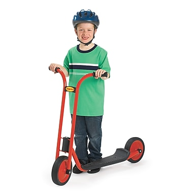 Angeles® SportRider™ 2 Wheel Scooter, Black/Red