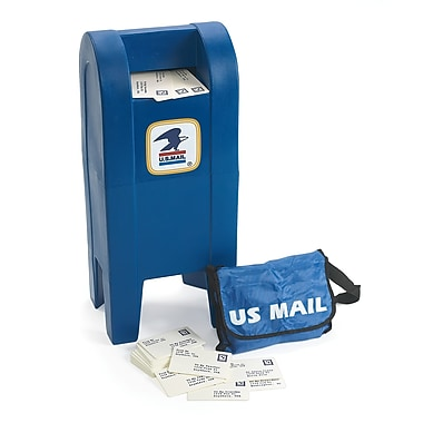 Angeles® Mailbox & My Mail Bag Set, 32in. x 13 3/4in.