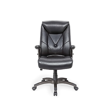 Whalen® Chelsen Leather Managers Chair