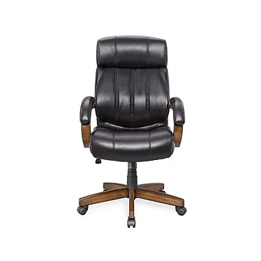 Whalen® Breckenridge Leather Executive Chair