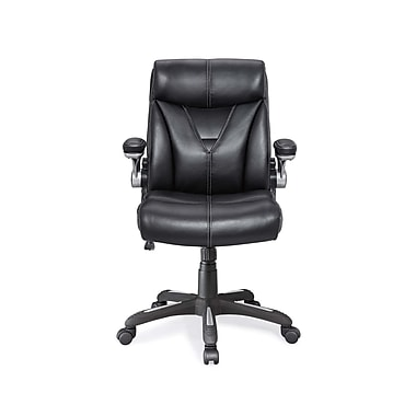 Whalen® Cordilera Leather Managers Chair