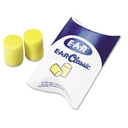 3M™ E-A-R™ Classic™ Pillow Paks Uncorded Earplug, Yellow