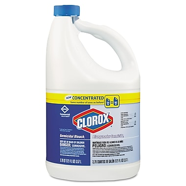 Clorox® Ultra Germicidal Bleach, 121 oz., 3/Pack