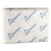 "Georgia-Pacific 10 1/4"" x 13 1/4"" C-Fold Paper Towels, White"