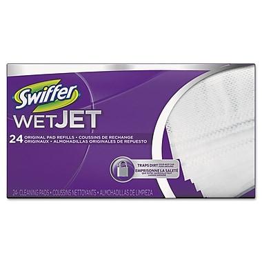 Swiffer PGC 08443 WetJet Pad Refill, White
