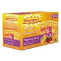 Emergen-C® Vitamin C Dietary Supplement Flavoured Fizzy Drink Mix, Variety Pack, 0.3 oz., 30 Packets