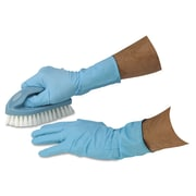 Impact® ProGuard Disposable Powder-Free Nitrile  Gloves, Blue, Small, 50/Pack
