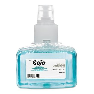 GOJO® LTX-7™ Pomeberry Foam Handwash Refill, Pomegranate, Transparent Blue