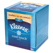 Kimberly-Clark Professional® Kleenex® 2-Ply Cool Touch Facia Tissues, 27/Pack