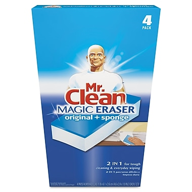 Mr. Clean® Original Duo Magic Eraser, 6/Pack