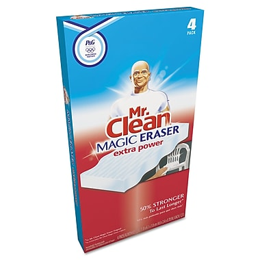 Mr. Clean® Extra Power Magic Eraser, 8/Pack