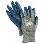Ansell® HyFlex® 11501 DuPont™ Kevlar® Lining Foam Nitrile Cut Resistant Gloves, Green/Blue, 2XL