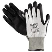 Ansell® HyFlex® Polyurethane White/Black Cut Resistant Gloves