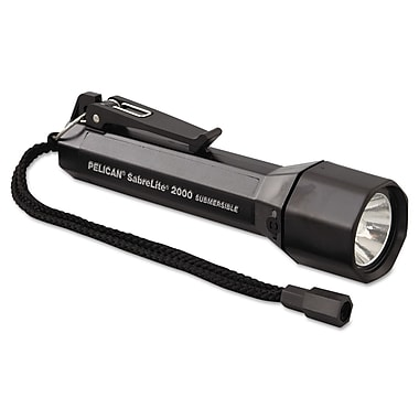 Pelican™ SabreLite™ 2000 Xenon Flashlight, Black