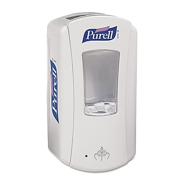 GOJO® PURELL® LTX-12™ Dispenser, White