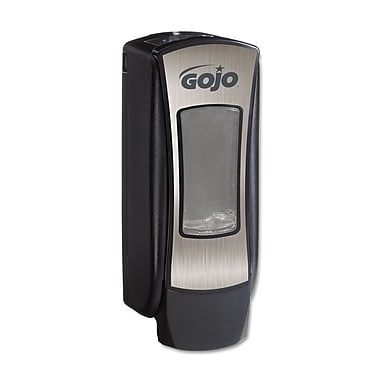 GOJO® ADX-12™ Dispenser, Chrome/Black