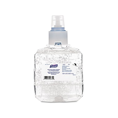 GOJO® PURELL® LTX-12™ Advanced Green Certified Instant Hand Sanitizer Gel, 1200 ml, 2/Pack