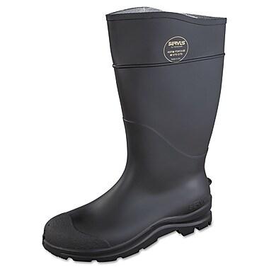 Servus® Non-Insulated Economy Knee Boots, Black, Size 12