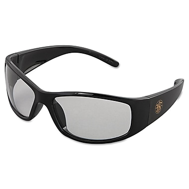 Smith & Wesson® Elite® Wraparound Scratch-Resistant Safety Glasses, Clear Lens