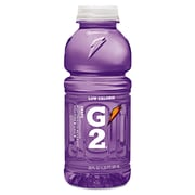 Gatorade® G2 Low-Calorie Sports Drink Mix, Grape, 20 oz. Wide Mouth Bottle