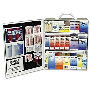 Pac-kit® Standard Industrial 3 Shelf First Aid Station Refill Pack