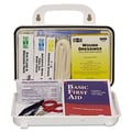 Pac-kit® 76 Pieces 10 Person Weatherproof First Aid Kit