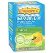 Emergen-C® Immune+® Dietary Supplement Flavoured Fizzy Drink Mix, Citrus  0.3 oz., 10 Packets