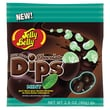 Jelly Belly Chocolate Mint Dips Peg Bag, 2.8 oz., 12 Peg Bags/Order