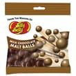 Jelly Belly Milk Chocolate Malt Balls Peg Bag, 2.3 oz., 12 Pegs Bags/Order