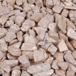 Kimmie Candy Gold Nuggets Chocolate Rocks in a 5 lbs. bag