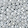 SweetWorks Shimmer White Sixlets, 10 lbs. Bag