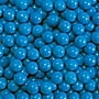 SweetWorks Royal Blue Sixlets, 10 lbs. Bag
