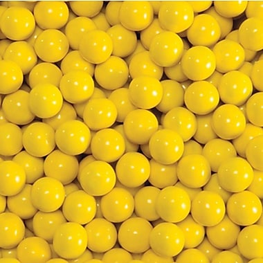 SweetWorks Yellow Sixlets, 10 lbs. Bag