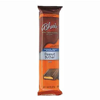 Asher's Sugar Free 1.65 oz. Bars, 12 Bars/Box