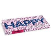 Bloomsberry Happy Birthday Milk Chocolate Bar, 3.5 oz.., 10 Bars/Box