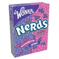 Wonka Strawberry/Grape Nerds Box 1.65 oz., 36 Boxes/Order