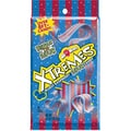 Airheads Xtremes Bluest Raspberry peg bag, 4.5 oz., 12 Bags/Order