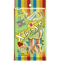 Airheads Xtremes Rainbow Berry peg bag, 4.5 oz., 12 Bags/Order