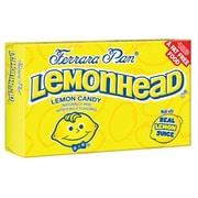 Ferrara Lemonheads Large Theater Box, 6 oz., 12 Boxes/Order
