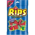 Foreign Candy Rips Bite Size Peg Bag, 4 oz., 12 Bags/Order