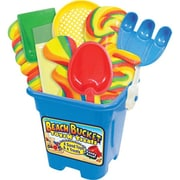 Foreign Candy Beach Buckets N' Treats, 1.48 oz., 12 Buckets/Order