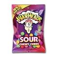 Warheads Cubes Peg Bag, 5 oz., 12 Bags/Order