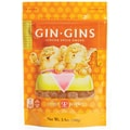 The Ginger People Gin Gins Ginger Spice Drop Bag, 3.5 oz., 24 Bags/Order